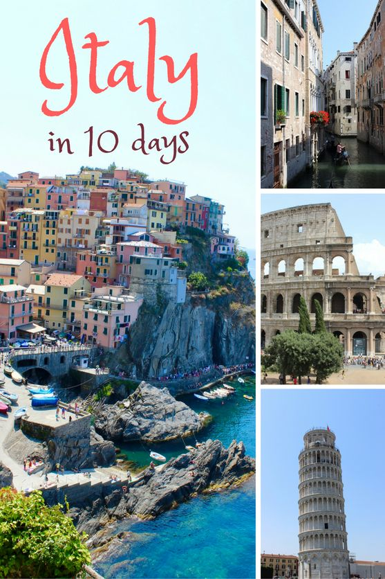 Italy in 10 Days  ✈✈✈ Don't miss your chance to win a Free Roundtrip Ticket to Pisa, Italy from anywhere in the world **GIVEAWAY** ✈✈✈ https://thedecisionmoment.com/free-roundtrip-tickets-to-europe-italy-pisa/