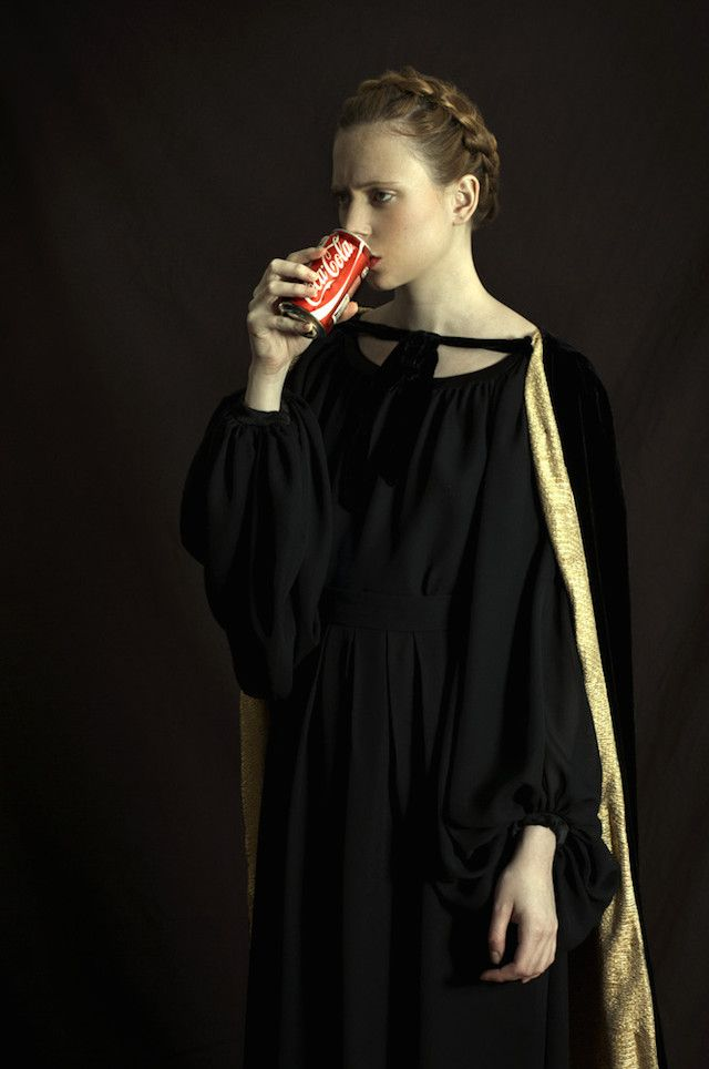 http://www.fubiz.net/2014/12/07/modern-renaissance-portraits/