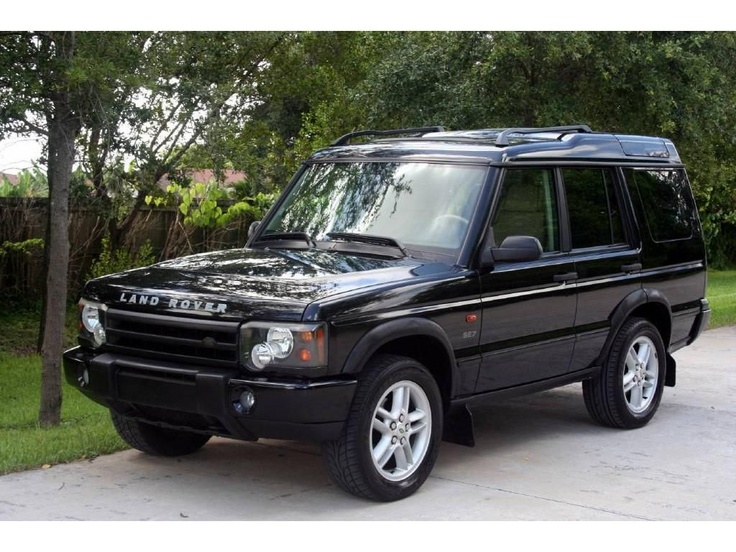 '03 Land Rover Discovery, I remember the first time I layed my eyes on this beauty!
