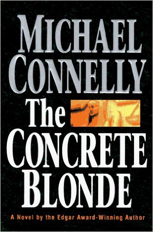 The Concrete Blonde by Michael Connelly. In stock @ Canterbury Tales Bookshop / Book exchange, Pattaya. http://canterburytalescafe.com