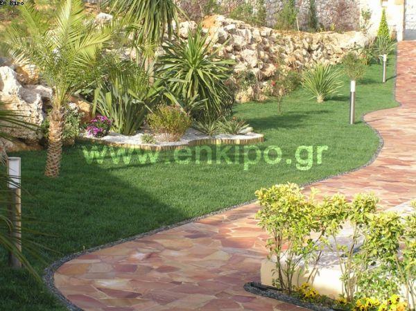 Αρχιτεκτονική κήπου - κατασκευές και συντηρήσεις κήπων & πάρκων, αρχιτεκτονική τοπίου - Άνθοπωλείο και Ανθοστολισμός Γάμου στα Χανιά της Κρήτης | Εν Κήπω