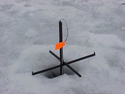 Ice fishing tip up ice fishing 2 pinterest ice for Ice fishing tips