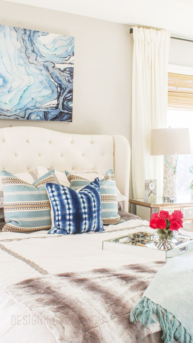 Master bedroom holly springs ga shabby chic style bedroom - Boho Chic Bedroom Reveal Part 1 Interior Design Design Roombedroom Decormaster