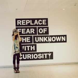 replace fear.