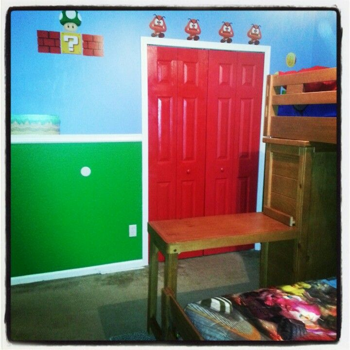 58 Best Images About Luigi Bedroom On Pinterest