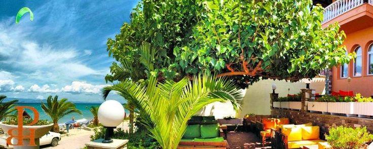 Χαβάη; Μαλδίβες;  Μην πας μακρυά...Polychrono beach hotel γιατί... ...σαν την Χαλκιδική δεν έχει!!!