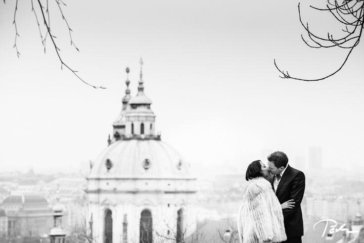#prewedding #stnicholaschurch #Prague