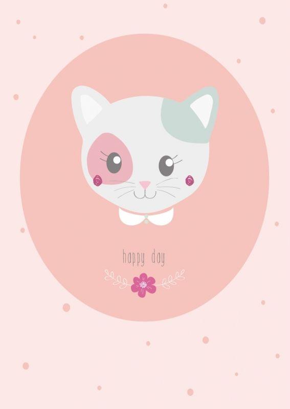 Petite Louise 'Kaart Happy Day'