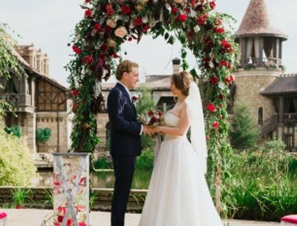 Стихи о любви. Свадьба Максима и Ангелины