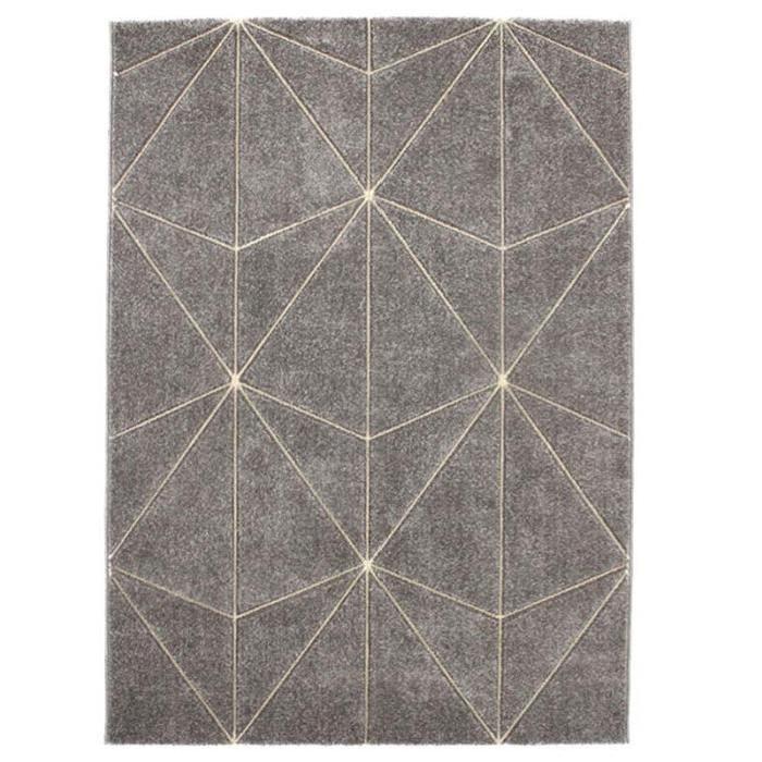 Un joli tapis pour décorer votre maison. Découvrez sur la place de marché tous nos autres tapis, coussins, rideaux, voilages, stickers, poufs, sur nos boutiques : Thedecofactory ou Monbeautapis.