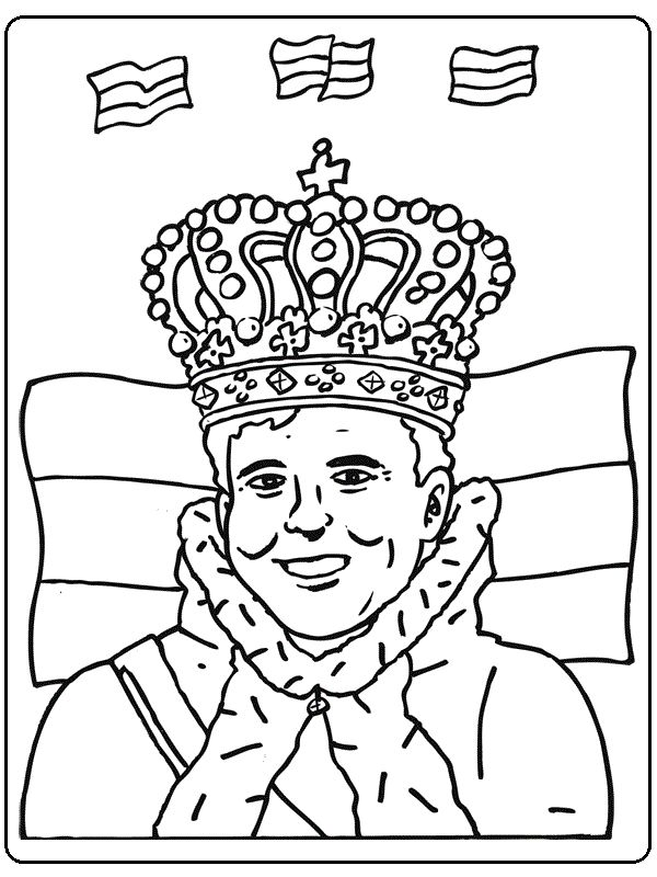 holland coloring pages - photo#21