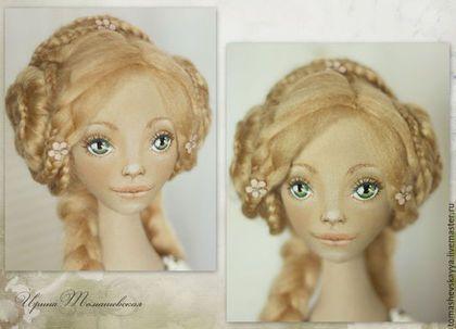 Текстильная авторская кукла. Куклы и игрушки Томашевской Ирины.
