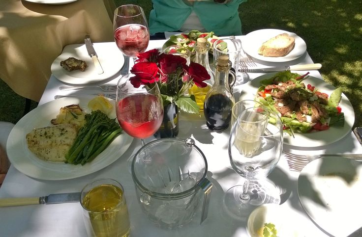 We had a fabulous lunch at Fresh on the Paul Cluver Wine Estate in the Elgin Valley, W. Cape. By Exclusive Getaways