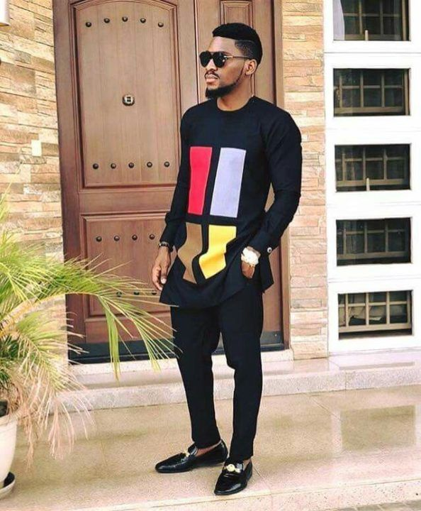 Nigerian Native Attire Styles For Men [Updated May 2019