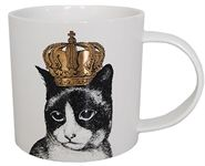 Royal Cat Mug -mothers-day-gifts-RAPT GIFTS ONLINE