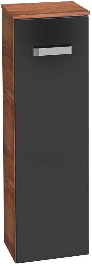 Fackelmann Arte 7 - Midischrank rechts Schwarz HG / Zwetschge Jetzt bestellen unter: https://moebel.ladendirekt.de/bad/badmoebel/badezimmerschraenke/?uid=0e7197e4-c909-5038-8653-b7f200f94368&utm_source=pinterest&utm_medium=pin&utm_campaign=boards #bad #badmoebel #hängeschrank #zwetschge #badezimmerschraenke