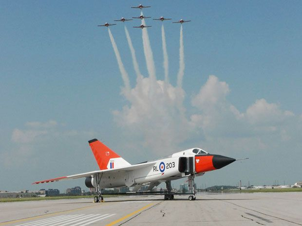 National Post September 10, 2012 Avro Arrow redesign pitched as alternative to F-35 stealth fighter jets