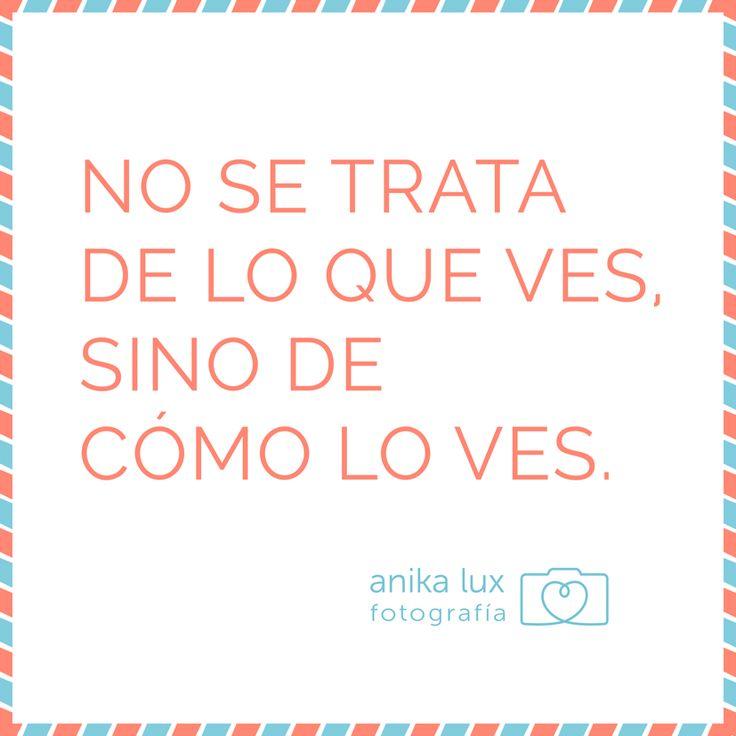 Frase inspiradora para la semana 25/2014 - Anika Lux | Cada lunes una frase nueva en www.anikalux.com
