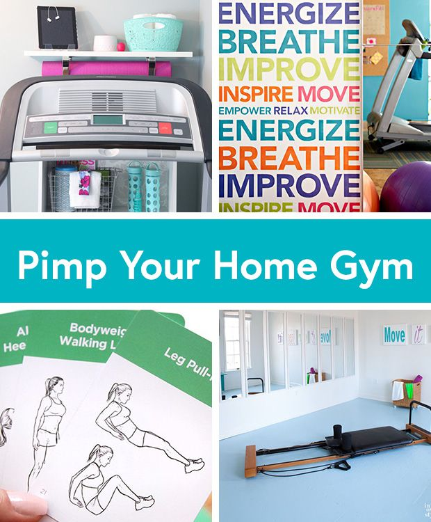 9 DIY Projects to Amp Up Your Home Workouts