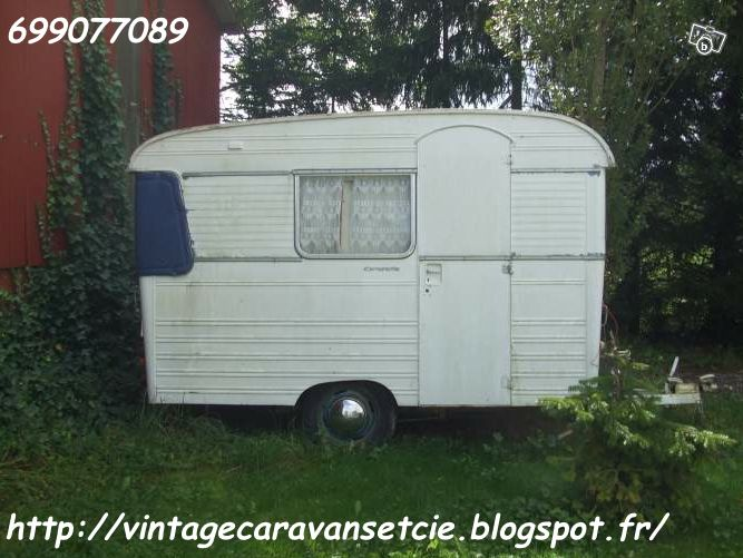 digue caravanes camping cars vintages pinterest. Black Bedroom Furniture Sets. Home Design Ideas