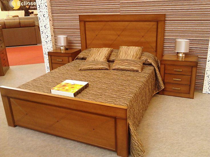 Dormitorio novedad 2014 de dicle feria del mueble de for Muebles vila de cambre