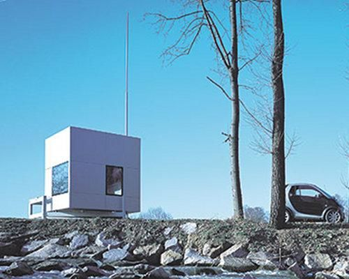 Micro Compact Home: Tiny House, Micro Home, Micro Compact, Entertainment Technology, Smart Cars, Dining Spaces, Small House, Double Beds, Smart House