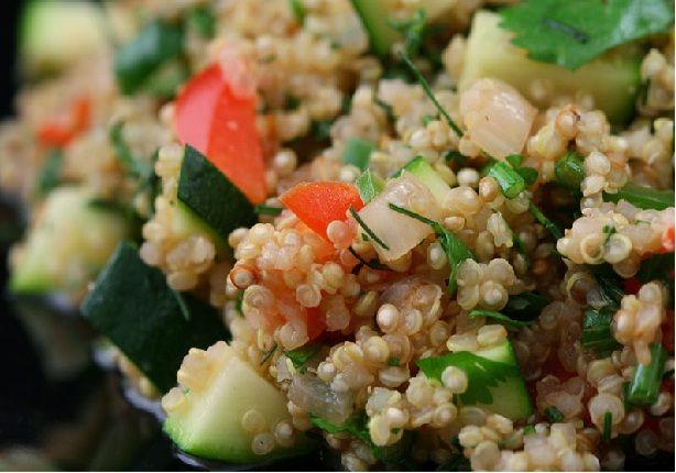 Des protéines végétales dans votre assiette: quelques conseils d'un grand athlète!