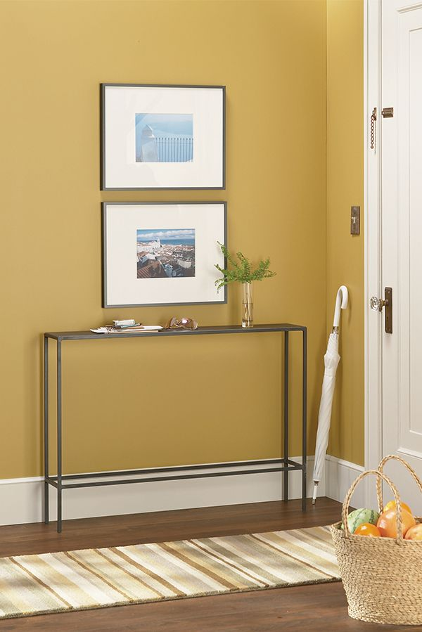 Room Board Slim Console Tables In Natural Steel Modern