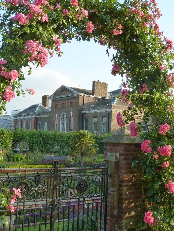 26 Best Images About Kensington Palace Gardens London