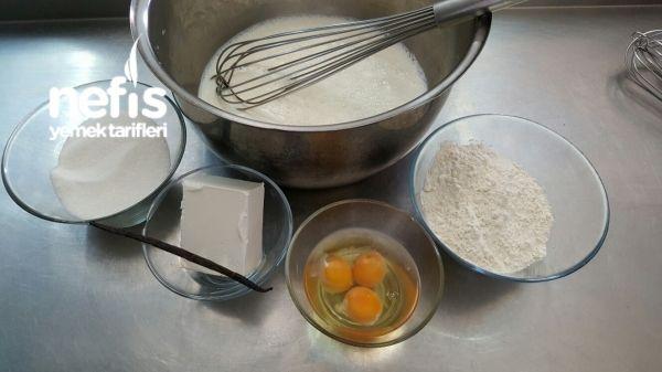 Pastacı Kreması