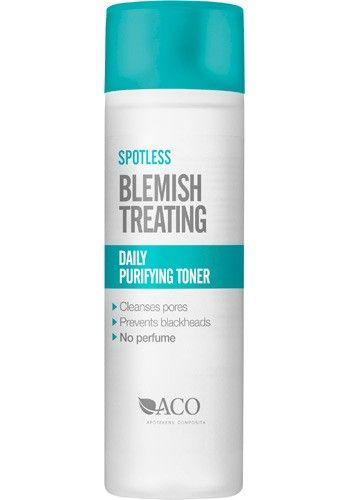 ACO Spotless Daily Purifying Toner 200 ml, 49 kr