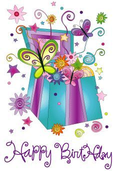 Happy Birthday!! :)