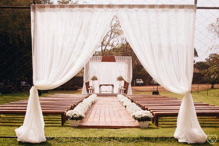 Casamento DIY na Fazenda