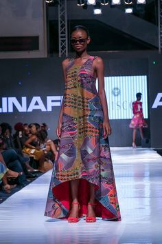 I love, love, love the simplicity of this dress - Wow!! Glitz Africa Fashion Week 2014 – Alinafe - Pagnifik