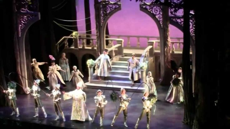 Cinderella on Broadway the full show, original Broadway cast, Laura Osnes and Santino Fontana.