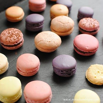 Macaron 101 - French Meringue (recipe, and detailed instructions)