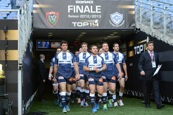 Castres - #Rugby TOP14 Finale 2013