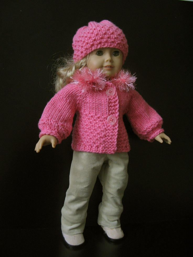 17 Best Images About 18 Quot Doll Knit On Pinterest Free