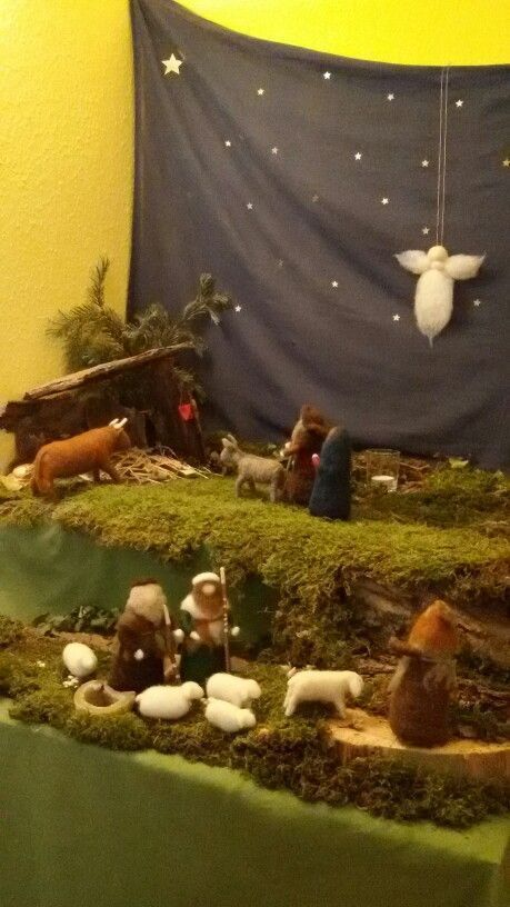 VRIJESCHOOL in beeld: Jaartafels – Kerst | VRIJESCHOOL
