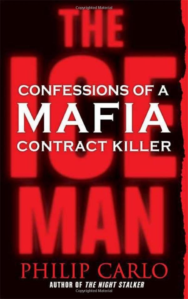 This book describes some of the most gruesome murders you could ever imagine.: Philip Carlo, Worth Reading, Books Worth, Killer Reading, Mafia Contract, Ice Man, Confessions
