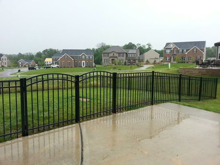 64 Best Images About Aluminum Fencing On Pinterest Shops