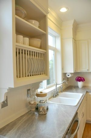 """""""Bringing in the Light"""" ~ A Kitchen Makeover on a Tight Budget"""