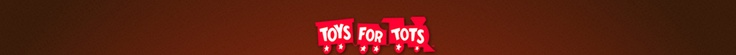 The mission of the U.S. Marine Corps Reserve Toys for Tots Program is to collect new, unwrapped toys during October, November and December each year, and distribute those toys as Christmas gifts to needy children in the community in which the campaign is conducted.