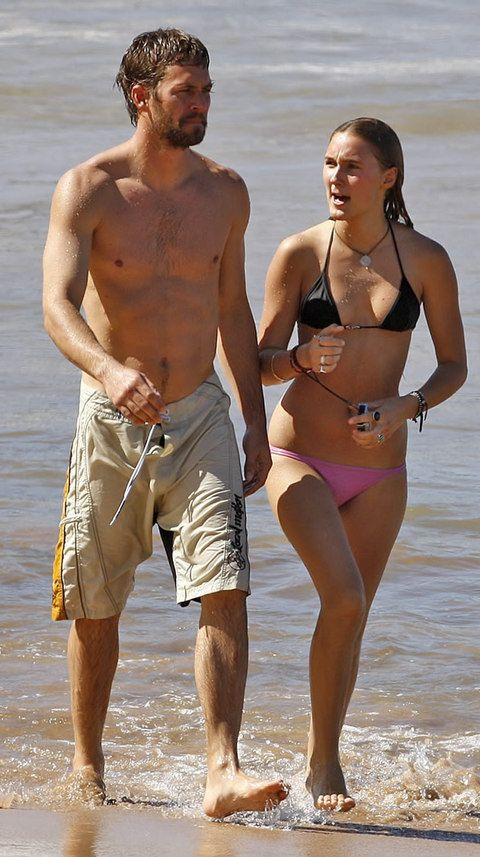 Paul Paul Walker Girlfriend Foto Von Kally
