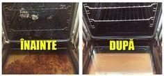 Soluția pentru un cuptor curat. Știm ce dezastru rămâne în bucătărie după ce gătim: Iată cum poți să îți cureți cuptorul ușor și eficient cu o soluție bio.