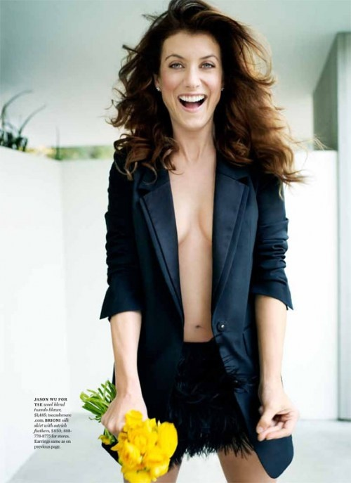 Kate Walsh...I wish she didn't smoke cigs.  But anyways, I would love to remake this picture.