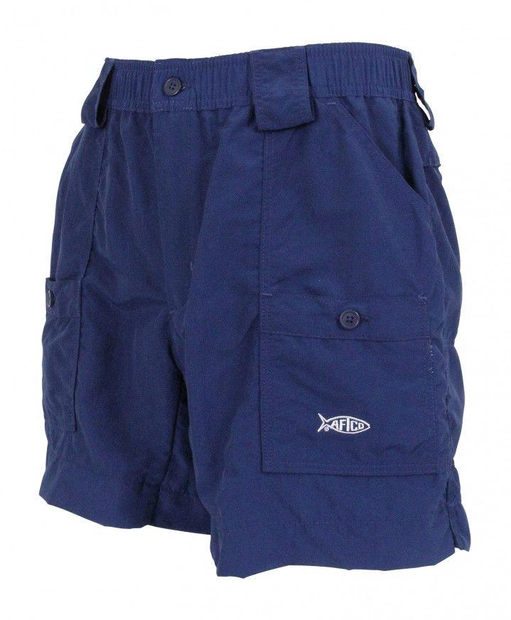 "AFTCO Men's Original Fishing Shorts 16"""