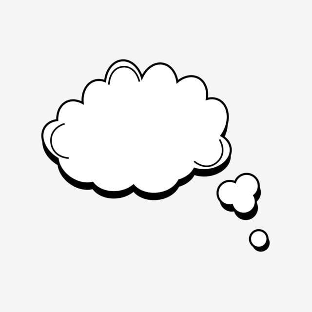 Clouds Bubble Speech Clipart Png Vector Element Cloud Clipart Bubble Comic Png And Vector With Transparent Background For Free Download Gelembung Gambar Awan Latar Belakang