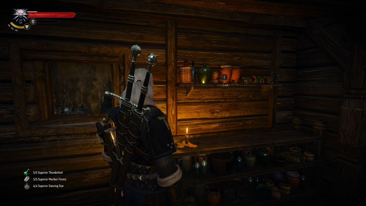 Alternate Lightsources Interaction at The Witcher 3 Nexus - Mods and community