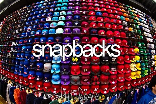Snapbacks - #Shitilove